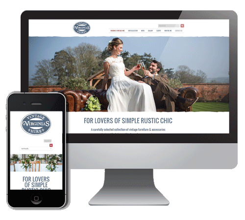 Wordpress Website Design North Devon