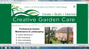 Creative Garden Care After