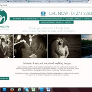 Steve Nuth OLD website - new SEO and website redesign services by Complete Marketing Solutions, North Devon