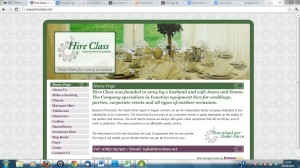 hire class screen grab before
