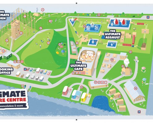 New Signage - The Ultimate Adventure Centre Website