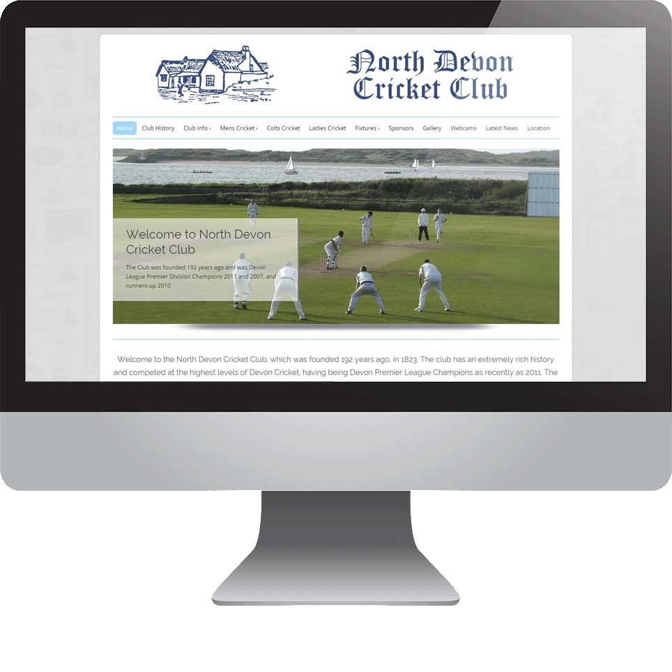 Website Design North Devon