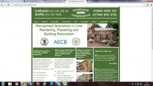 woodlouse conservation home page after