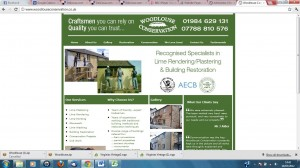 woodlouse conservation home page before
