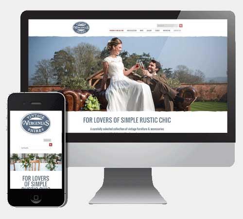 Wordpress Website Design North Devon