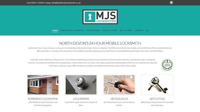 mjs locksmiths - Complete Marketing Solutions Bideford