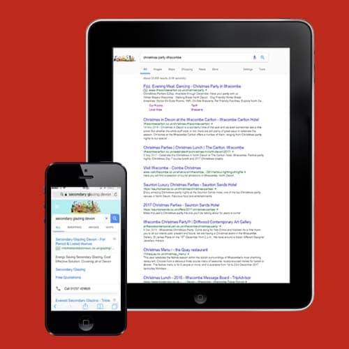 Google PPC Advertising Bideford