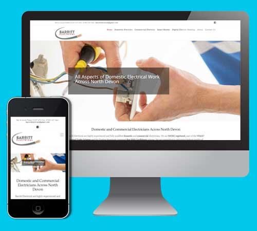Wordpress Website Designers Bideford
